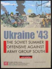 Ukraine '43 (1st Printing)
