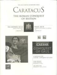 Caesar - Conquest of Gaul Module #1 - Caratacus