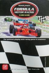 Formula Motor Racing (1st Printing)