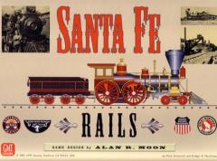 Santa Fe Rails