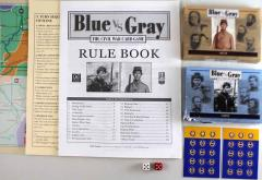 Blue vs. Gray - The Civil War Card Game (Deluxe Edition)