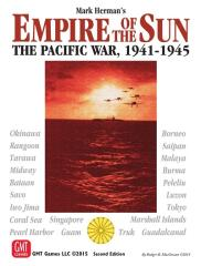 Empire of the Sun - The Pacific War, 1941-1945 (2nd Edition, 2nd Printing)