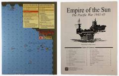 Empire of the Sun Deluxe Map