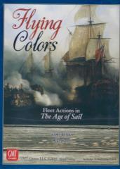 Flying Colors - Fleet Actions in the Age of Sail (2nd Printing)