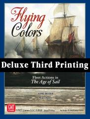 Flying Colors - Fleet Actions in the Age of Sail (3rd Printing)
