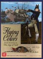 Flying Colors - Fleet Actions in the Age of Sail (1st Printing)
