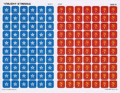 Twilight Struggle Counters (2011 Deluxe Edition)