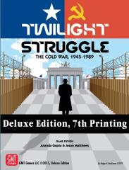 Twilight Struggle (2019 Deluxe Edition, 7th Printing)