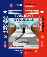 Twilight Struggle (1st Edition)