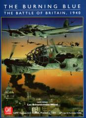 Burning Blue, The - The Battle of Britain, 1940