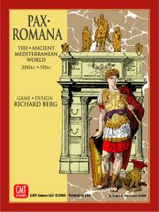 Pax Romana 300 BC - 50 BC (2nd Edition w/Mounted Map)
