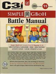 Simple Great Battles of History Battle Manual