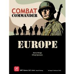 Combat Commander Collection - Base Game + 2 Expansions!