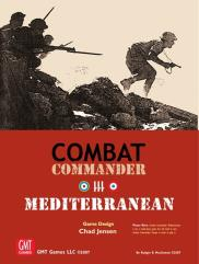 Combat Commander Mediterranean (2nd Printing)