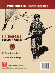 Battle Pack #1 - Paratroopers (2nd Edition)