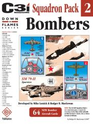 Squadron Pack #2 - Bombers