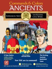 Expansion #3 - Roman Civil Wars
