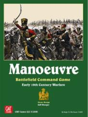 Manoeuvre (2nd Printing)