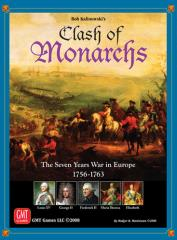 Clash of Monarchs - The Seven Years War In Europe