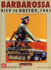 Barbarossa - Kiev to Rostov, 1941