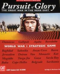 Pursuit of Glory - The Great War in the Near East