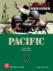 Combat Commander Pacific (1st Printing)