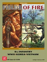 Fields of Fire (1st Edition)