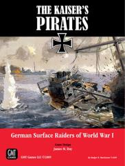 Kaiser's Pirates, The - German Surface Raiders of World War I
