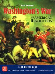 Washington's War - The American Revolution (2nd Printing)