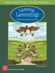 Leaping Lemmings - The Original Cliff Divers