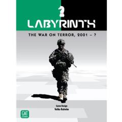 Labyrinth - The War on Terror, 2001 - ? (4th Printing)