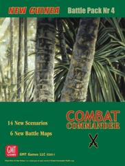 Battle Pack #4 - New Guinea (2nd Edition)