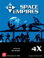 Space Empires 4X (1st Printing)