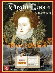 Virgin Queen - Wars of Religion, 1559-1598