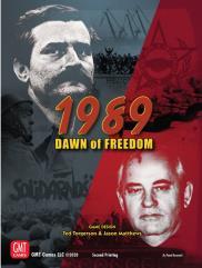 1989 - Dawn of Freedom (2nd Printing)