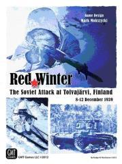 Red Winter - The Soviet Attack at Tolvajarvi, Finland 1939