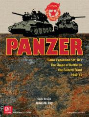 Panzer - Expansion #1, The Shape of Battle on the Eastern Front 1943-45