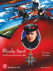 Bloody April - Air War Over Arras France, 1917