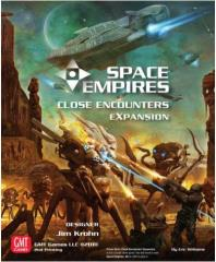 Space Empires - Close Encounters Expansion (2nd Printing)