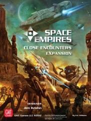 Space Empires - Close Encounters Expansion (1st Printing)