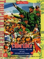 Cuba Libre (2nd Edition, 1st Printing)