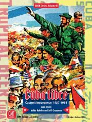 Cuba Libre (1st Edition, 1st Printing)