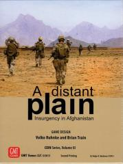 Distant Plain, A - Insurgency in Afghanistan (2nd Edition)