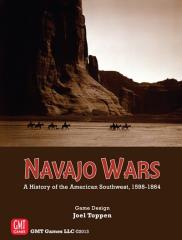 Navajo Wars - A History of the American Southwest, 1598-1864