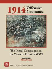 1914 - Offensive a Outrance