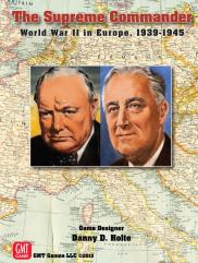 Supreme Commander, The - WWII in Europe, 1939-19-45