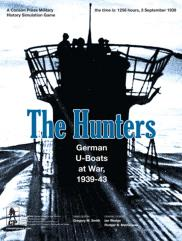 Hunters, The - German U-Boats at War, 1939-43 (3rd Printing)