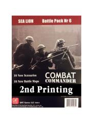 Battle Pack #6 - Sea Lion (2nd Edition)