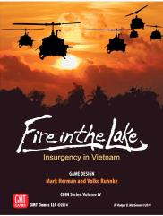 Fire in the Lake - Insurgency in Vietnam (2nd Edition)