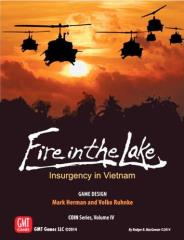 Fire in the Lake - Insurgency in Vietnam (1st Edition)